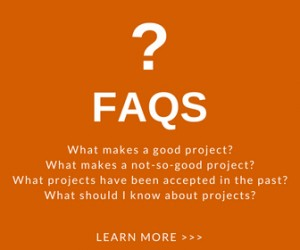 Web Project FAQs